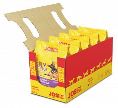 JosiDog Junior Sensitive 5x900g (4,5kg)