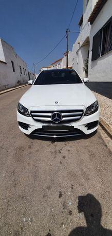 Mercedes E220d 194cv AMG