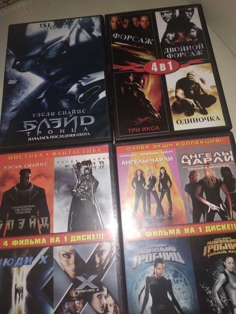 Продам коллекции двд фильмов#3