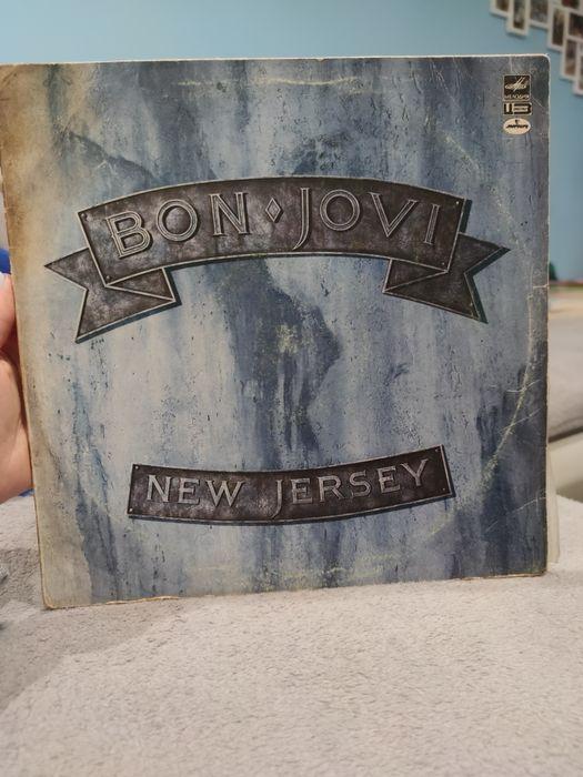 Płyta winylowa winyl Bon Jovi New Jersey  stan bardzo dobry Jaworzno - image 1