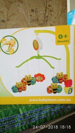 Мобиль Baby Team