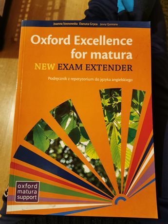 Oxford Excellence for matura