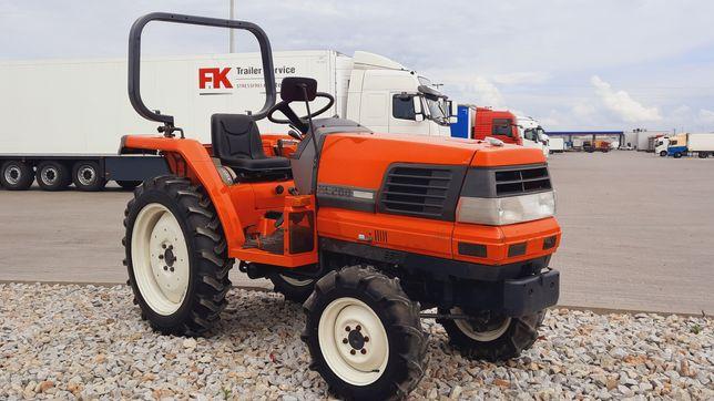 Kubota GL-200,Mini traktor sadowniczy,ogrodniczy JAPAN TRAK