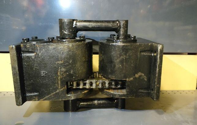 Переходной рудуктор фрезы в сборе (мототрактор/mototraktor)