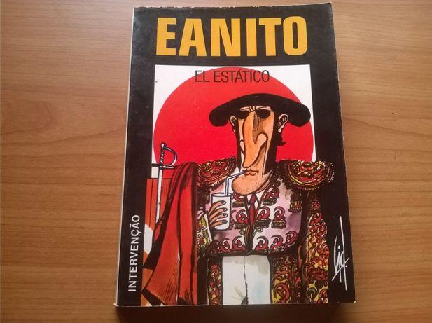 Eanito El Estático - Augusto Cid (portes grátis)