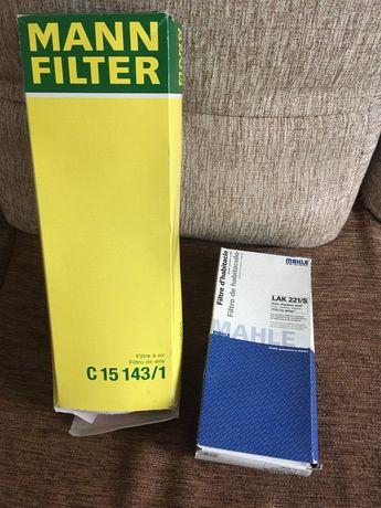 Воздушный фильтр Mann-filter C 15 143/1