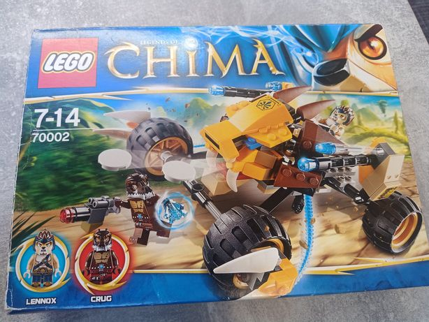 LEGO CHIMA Lwi Atak 70002