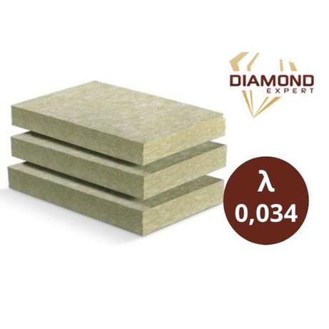 Wełna Mineralna- Na Elewację - 0,034 - 15 cm - Diamond Expert