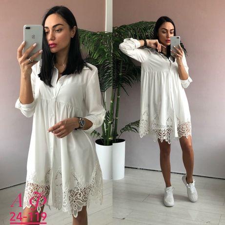 Платье-рубашка новая!!!