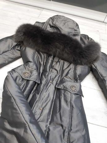 Пуховик курточка пальто зимнее