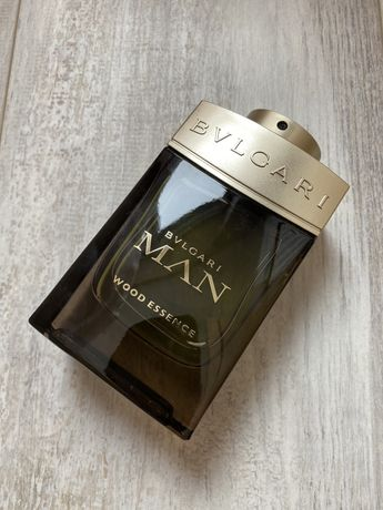 BVLGARI MAN Wood Essence, original, tester
