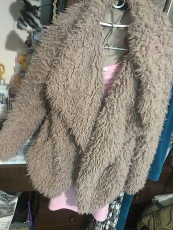 Пальто шуба Zara
