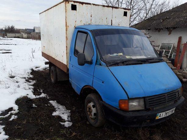 ГАЗель 33021. Фургон