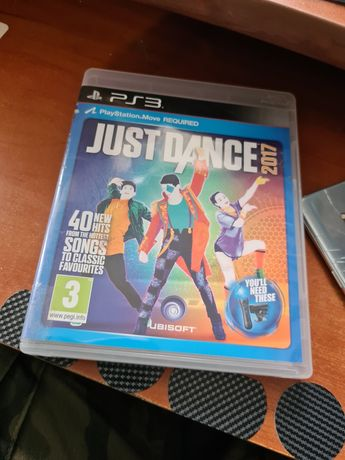 Ps3 Just Dance 2017 po polsku igła PlayStation 3 move