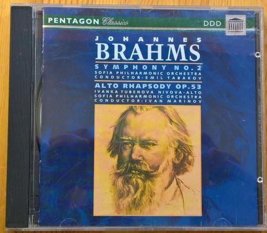 Brahms - Sinfonia nº 2 CD