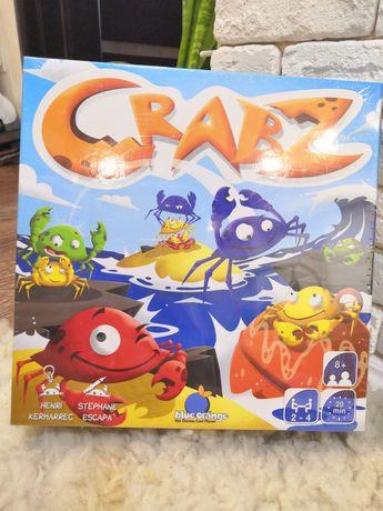 Настольная игра Crabz, крабы
