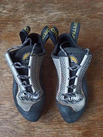 Buty wspinaczkowe damskie la sportiva miura wiązane rozmiar 37,5