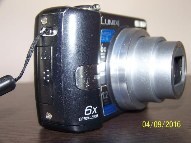 Aparat fotograficzny Panasonic