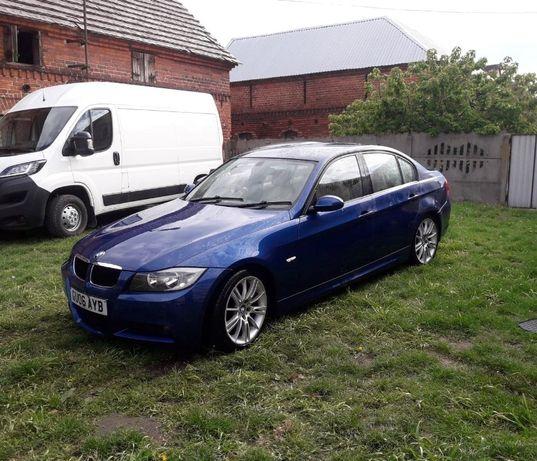 BMW 3 M Pakiet E90 320i N46 Le Mans Blau 381 Części