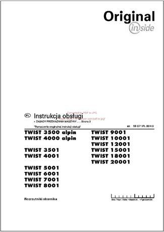 Rozrzutnik POTTINGER TWIST3500do20001.