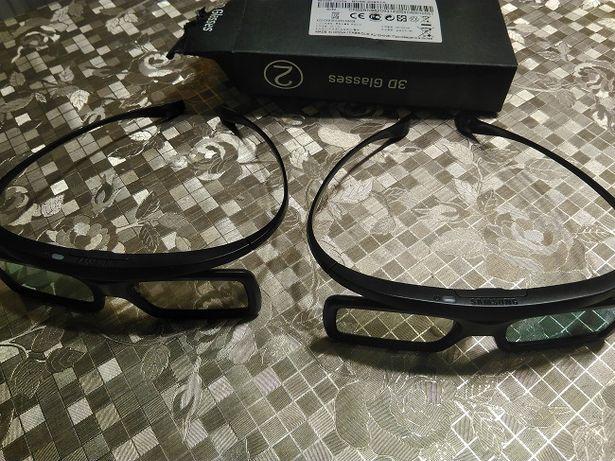 Oryginalne okulary 3D Samsung model SSG-3050GB