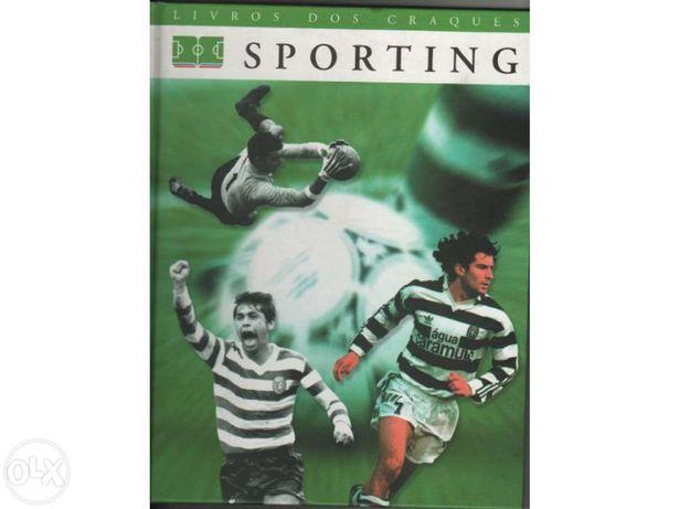 Livro dos craques do Sporting