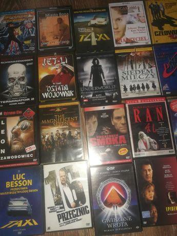 DVD filmy kolekcja