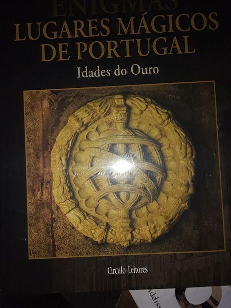 Lugares Magicos de Portugal/Idades do Ouro
