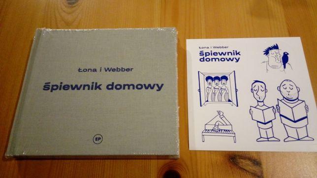ŁONA i WEBBER Śpiewnik Domowy 2CD Limit, folia