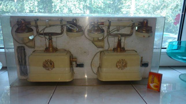 Geobra zabawkowe telefony retro