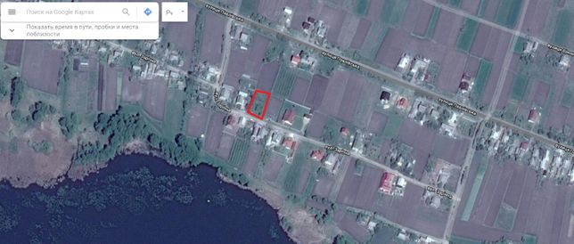 Продам земельну ділянку 0.10Га