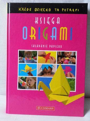 Księga Origami składanie papieru