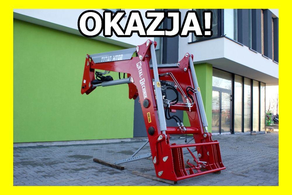 PROMOCJA Ładowacz czołowy TUR euroramka URSUS ZETOR Metal-Technik RATY Augustów - image 1