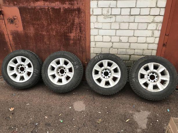 Комплект колес с дисками