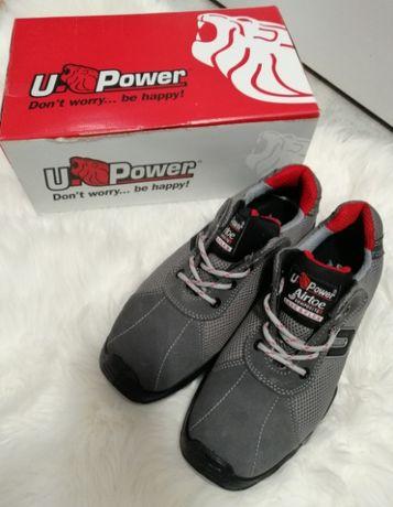 Nowe buty ochronne U.Power Coal S1P SRC r. 43 i 44