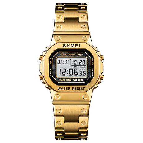 Часы Skmei 1456BOXGD Gold BOX