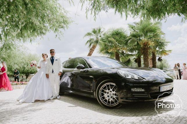 Serviço de Acompanhamento (Noivos) Porsche Panamera 4S