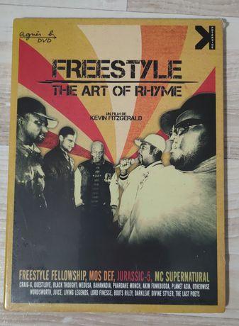 DVD Freestyle Art of the Rhyme / nowy w folii