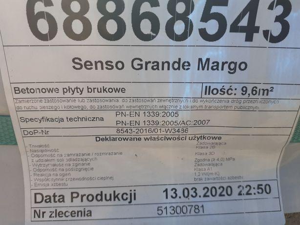 Płyty brukowe Senso grande margo