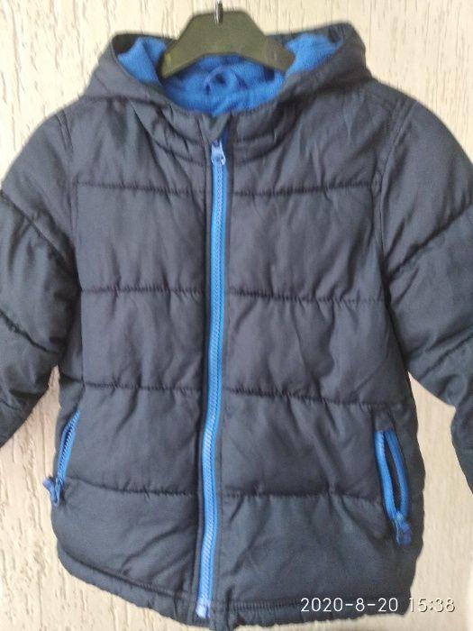 Зимняя куртка фирмы Old Navy рост 116 Полтава - изображение 1