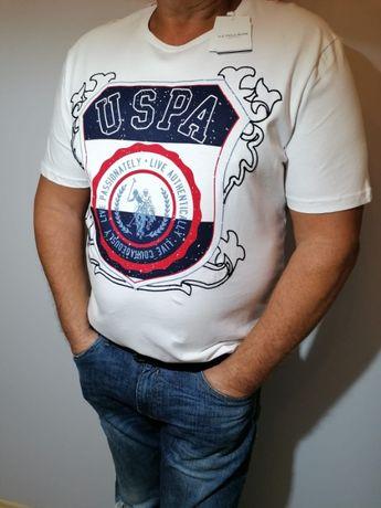 Super t - shirt męski US . POLO