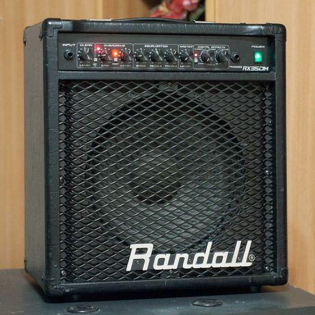 """Гитарный комбоусилитель Randall RX35DM (35Вт, 2 канала, динамик 12"""")"""