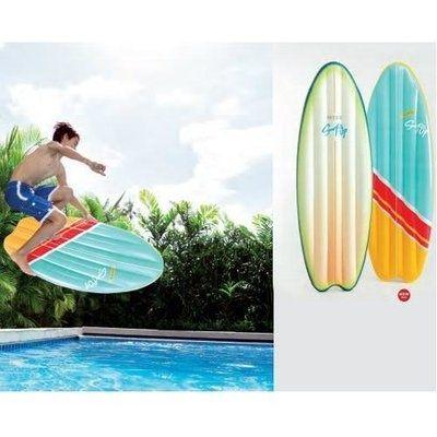 Intex Матрас надувной Доска для сёрфинга , 178х69 см