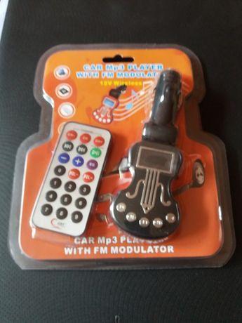 FM фм модулятор трансмиттер автомобильный от прикуривателя с пультом