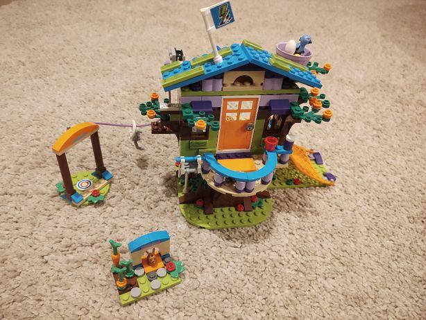 Klocki LEGO Friends 41335 Domek na Drzewie MII