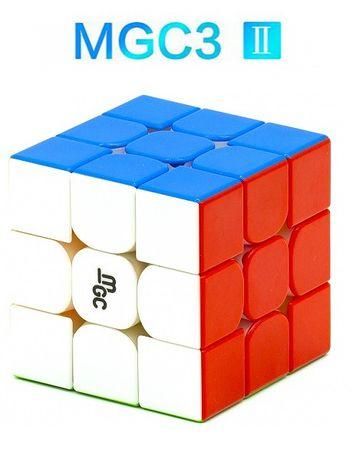 Кубик Рубика 3x3 YJ MoYu MGC v2 (магнитный), скоростной