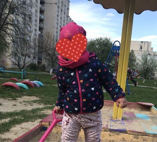 Куртка на дівчинку LC WAIKIKI