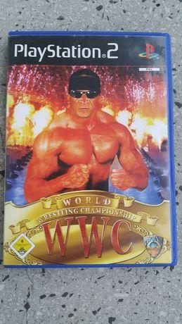 Gra PlayStation 2 WWC - World Wrestling Championship - wersja angielsk