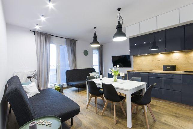 Nowy Apartament Atal Tower - 3 pokoje - 8 osób - Parking - 900 m Rynek