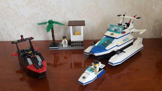 Конструктор Лего морская полиция